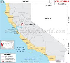 california map san diego map of california coast california maps california