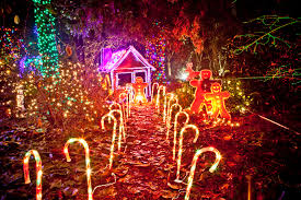 holiday light displays in vancouver