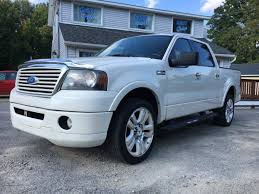 2008 ford f150 limited ford f 150 2008 in charlton southbridge sutton ma gary jackson