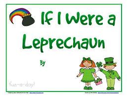st patrick u0027s day with leprechaun activities