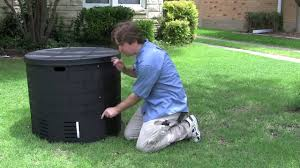 product review big round compost bin youtube