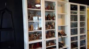 Ikea Narrow Bookcase by Billy Bookcase For Shoe Storage Thesecretconsul Com