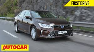 cost of toyota corolla in india 2015 toyota camry hybrid drive autocar india