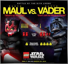 Lego Star Wars Meme - on 3 26 star wars lego the empire strikes out comes out in the us