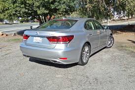 lexus ls 460 length 2015 lexus ls 460 4 door sedan continuing to set benchmarks as