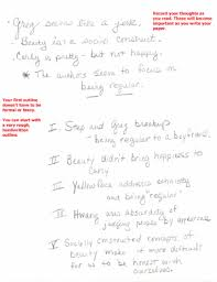 response essay outline write an effective response paper with these tips teaching