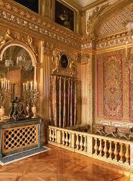 chambre louis 14 chambre à coucher du roi louis xiv au palais de versailles