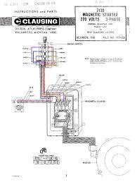 siemens 3 phase motor wiring diagram three starter new kwikpik me