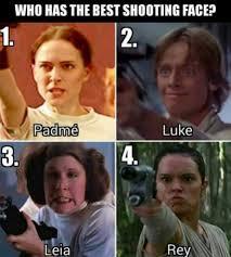 Luke Meme - dopl3r com memes who has the best shooting face padm礬 luke