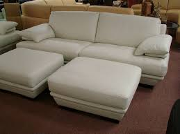 Natuzzi Leather Sleeper Sofa Natuzzi Leather Sleeper Sofa White Comqt