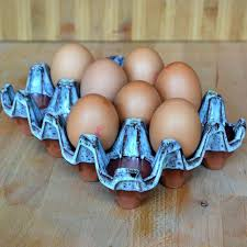 ceramic egg tray 12 ceramic egg holder for 12 eggs turquoise glaze terracotta uk