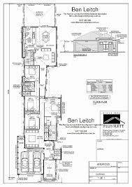 narrow lot floor plans house plan awesome narrow lot house plans on pilings narrow
