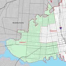 Pensacola Map Jewel Cannada Wynn City Of Pensacola Florida The Upside Of