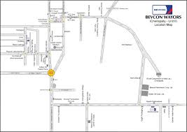 Hyderabad Map Contacts Bevcon Wayors Bulk Made Simple
