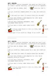 english worksheets second conditional worksheets page 18