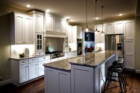 kitchen style all white single wall kitchen good kitchen