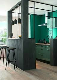 les de cuisine suspension le vert émeraude open kitchens kitchens and exterior design