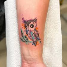 25 unique watercolor owl tattoos ideas on pinterest watercolour
