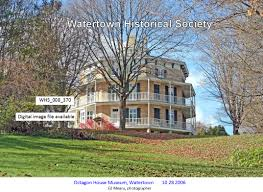 watertown u0027s octagon house
