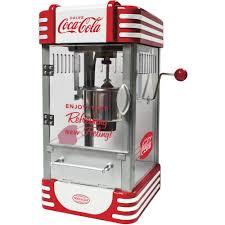 nostalgia rkp630coke coca cola 2 5 oz kettle popcorn popper