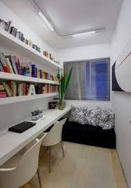 space home smart workspace in a corner via vtwonen my ideal home