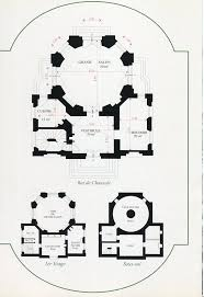 Floor Plans Mansions by 71 Best Architectural Plans And Drawings Images On Pinterest