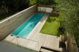 Small Pool Backyard Ideas by