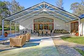 Deck Roof Ideas Home Decorating - large gable pergolas carports patios pergolas awnings