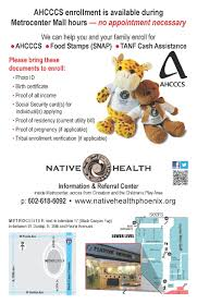 news from native health