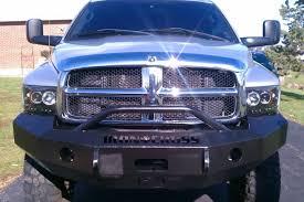 dodge ram push bumper iron cross 22 625 03 front bumper with push bar dodge ram 2500