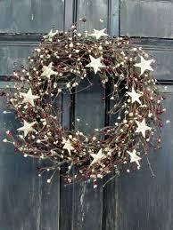 primitive wreath ideas happy burlap and mesh wreath primitive