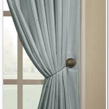 Metal Curtain Tiebacks How To Attach Curtain Tie Backs Wall Nrtradiant Com