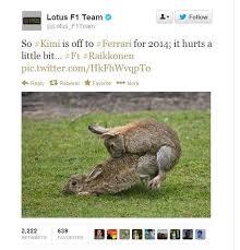 Mega Meme - winner sports on twitter mega meme lotus f1 team post a hilarious