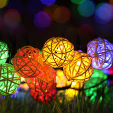 Autumn String Lights by Solar Bubble Lights Solar Bubble Lights Suppliers And