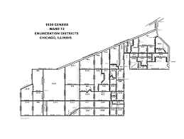 12th ward chicago map 1930