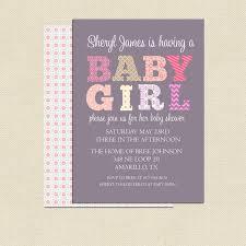 templates stylish free printable baby shower invitation