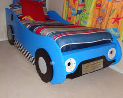Blue Car Bed Jeep Bed Plans Twin Size Car Bed