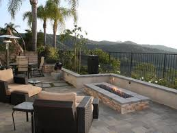 Large Patio Design Ideas by Large Fire Pit Design Ideas Hgtv