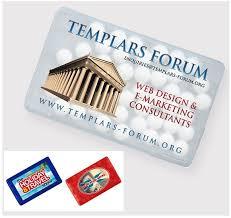 branded mint card nimlok portables