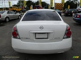 nissan altima 2005 colors 2005 nissan altima 2 5 s in satin white pearl photo 5 244651