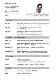 free resume templates general template rig manager sample
