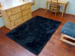 faux fur area rug cheap creative rugs decoration