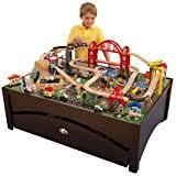 imaginarium train set with table 55 piece imaginarium train set with table 55 piece train sets amazon canada