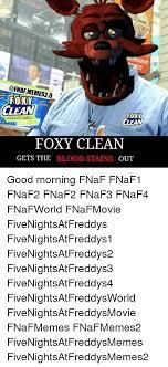 Meme Clean - fnaf memes foxy clean wattpad