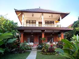euro house colonial indo euro style house jakarta