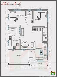 4 bedroom single story house plans 2 bedroom house plans kerala style 1200 sq savae org