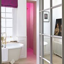 Pink And Grey Color Scheme Bathroom Colour Schemes Ideal Home