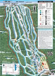 New Mexico Ski Resorts Map by Sandia Peak Ski New Mexico