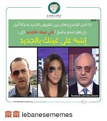 Lebanese Memes - wwwlebanese memesorg s o l u t i o n s bas j facebookcombaslibnani