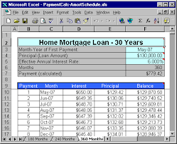 Loan Amortization Calculator Excel Template Baumbay Low Cost Loan Payment And Amortization Calculator Excel